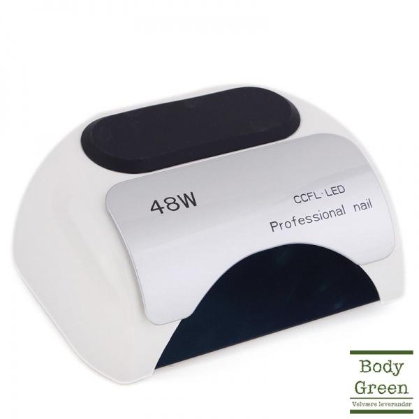 Digital Lampe 48 Watt For Led Og Gellack Bodygreen No
