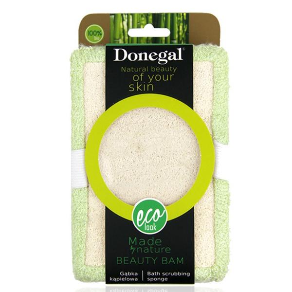 Donegal Badesvamp - eco Bambus Exfoliating Beauty Bam