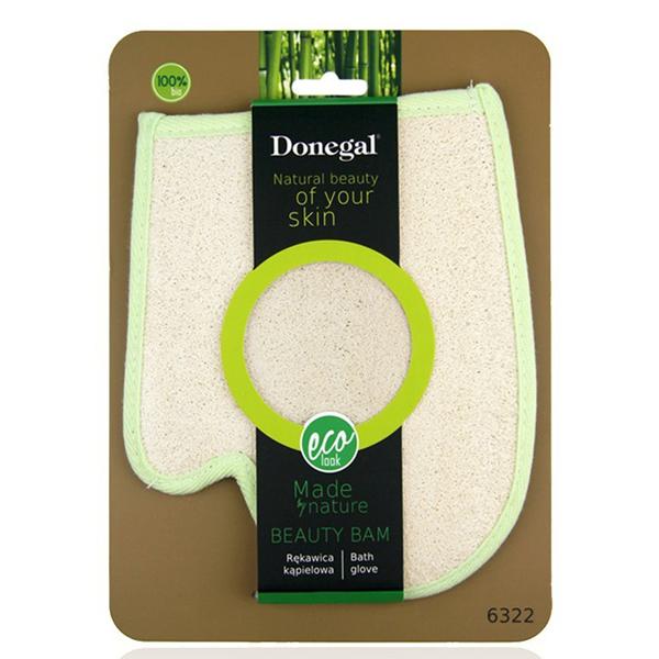 Donegal Badehanske - eco Bambus Exfoliating Beauty Bam