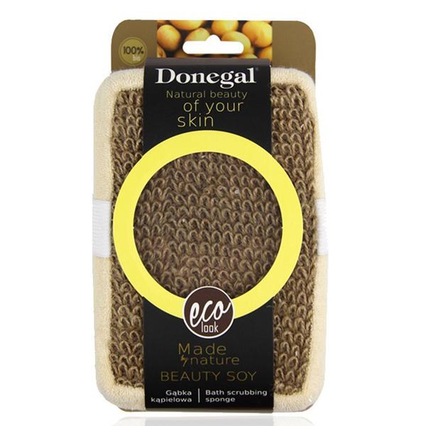 Donegal Badesvamp - eco Exfoliating Soya Beauty Bam
