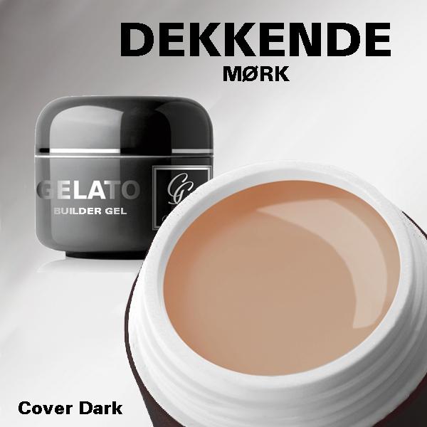 Garden Of Green Builder Gel Dekkende Mørk - 15g (Cover Dark)