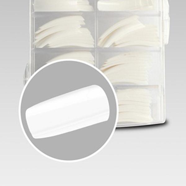 BodyGreen 100 stk. Tipper - Heldekkende - Hvite