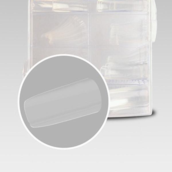 BodyGreen 100 stk. Tipper - Heldekkende - Klare