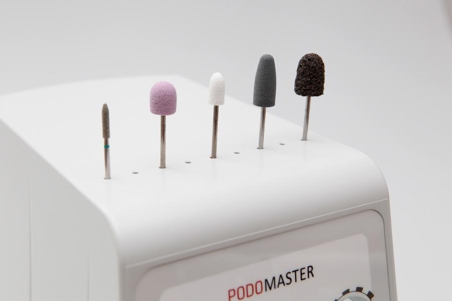 Podomaster drill med støvsuger BodyGreen.no