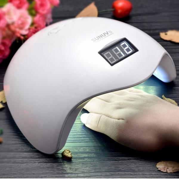 BodyGreen DUAL LED lampe 48 Watt - UV-Gel, Gellack og LED