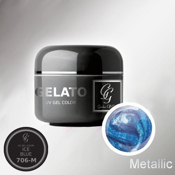 GG Gelato Metallic nr. 706