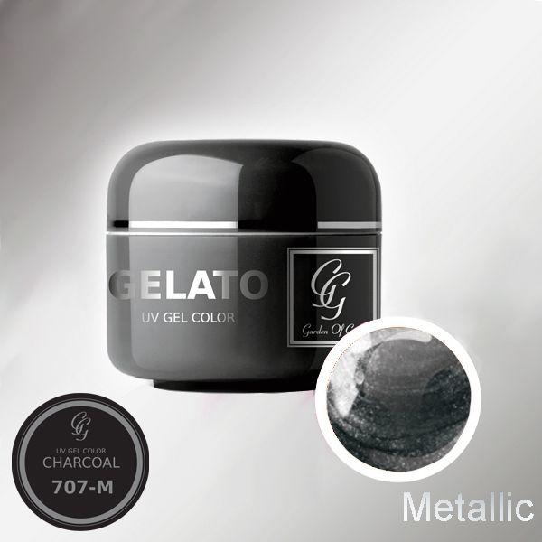 GG Gelato Metallic nr. 707