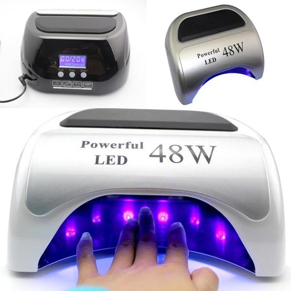 BodyGreen Digital lampe 48 watt - For Led og Gellack
