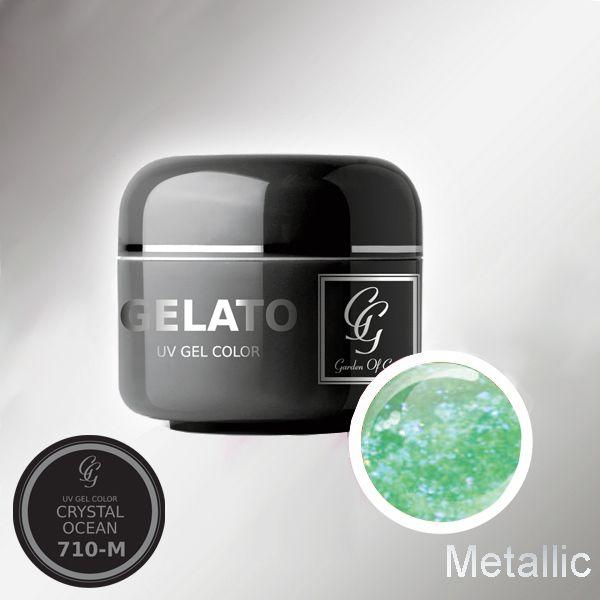 GG Gelato Metallic nr. 710