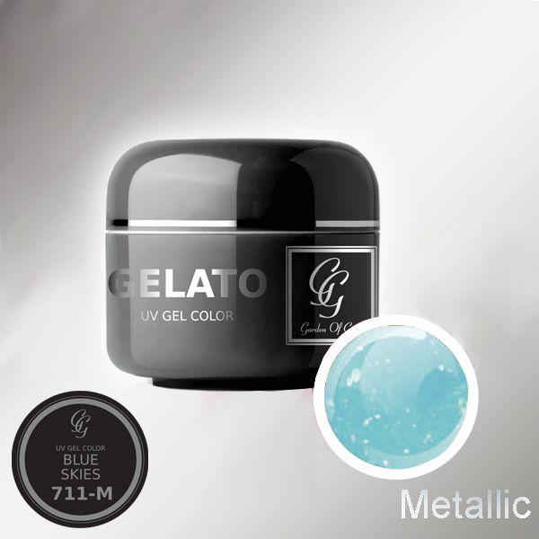 GG Gelato Metallic nr. 711