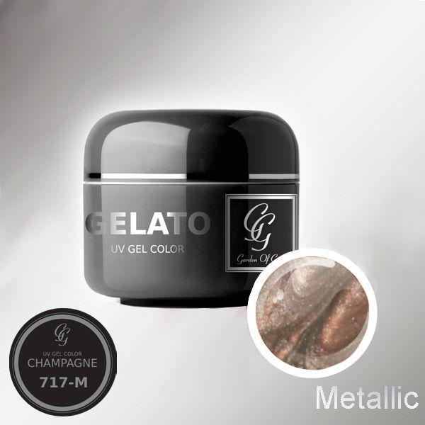 GG Gelato Metallic nr. 717