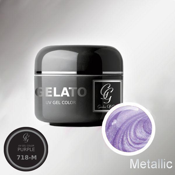 GG Gelato Metallic nr. 718