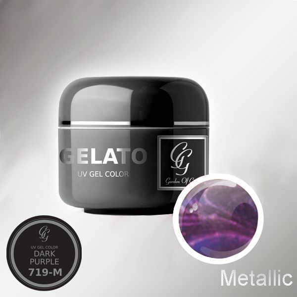 GG Gelato Metallic nr. 719