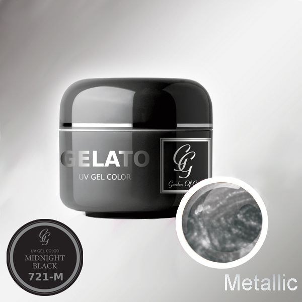GG Gelato Metallic nr. 721
