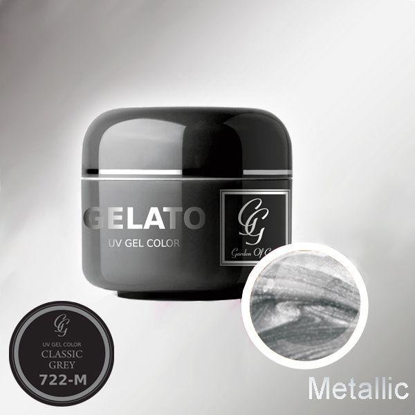 GG Gelato Metallic nr. 722