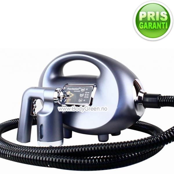 Spraytan maskin Pro - Platina grå