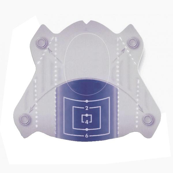 BodyGreen 500 stk. Negleformer for negleforlengelse