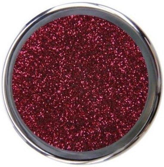 Donegal Glitter Desire Magenta