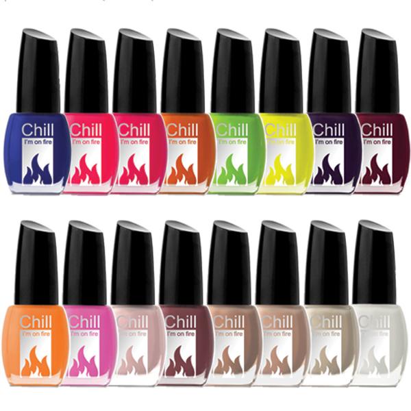 Chill Startpakke - 16 farger